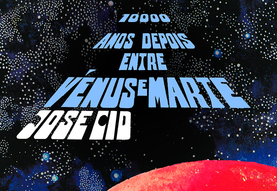 José Cid - 10000 Anos Depois Entre Vénus e Marte