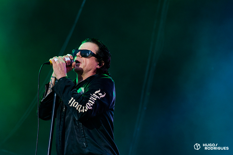 The Cult no NOS Alive