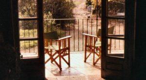 A casa onde Manoel de Oliveira fez a sua primeira vida.