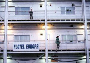 O anonimato no refúgio flutuante.