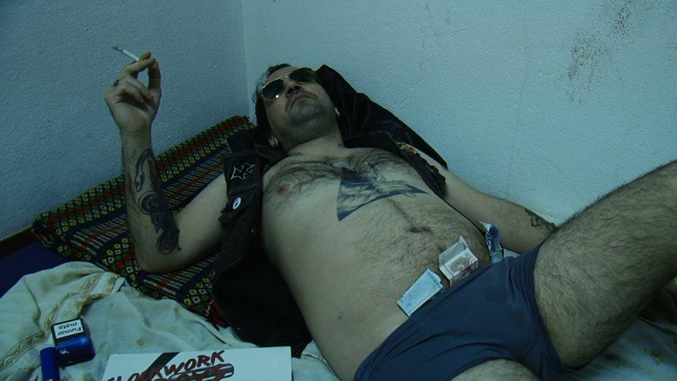 """Rodrigo """"Cobretti"""" Velez: oráculo da javardice punk."""