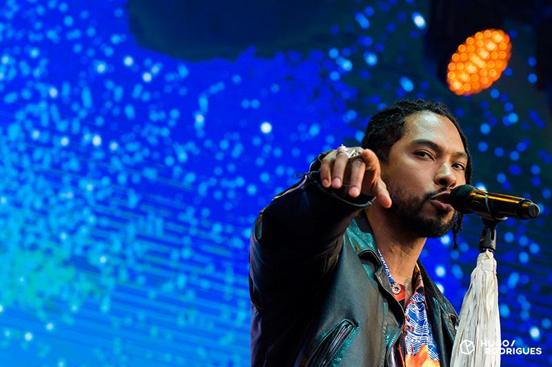 Miguel no NOS Primavera Sound
