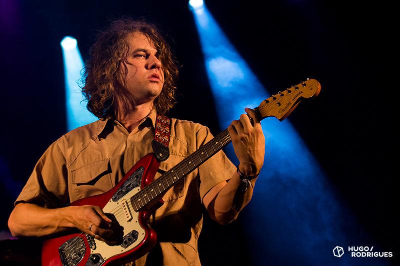 Kevin Morby no Super Bock Super Rock