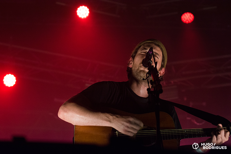 Fleet Foxes no NOS Alive