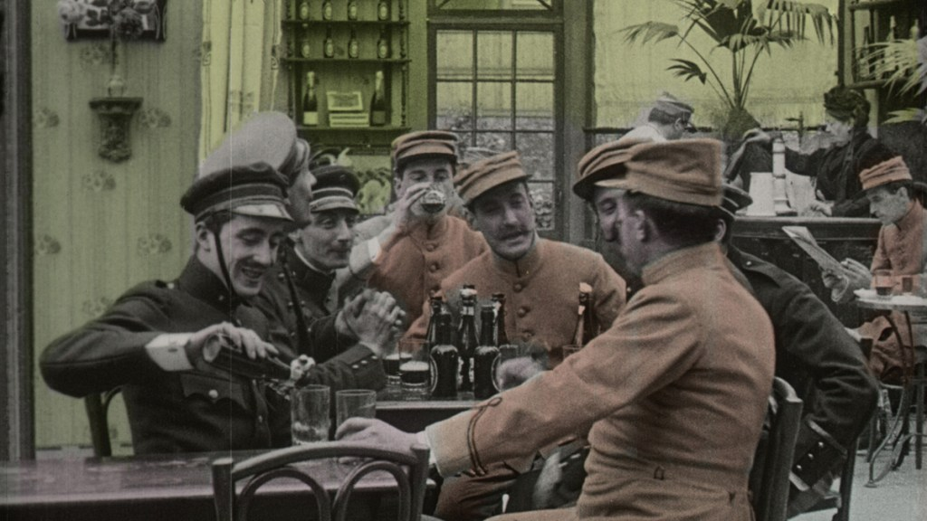 Crítica ao filme Maudite Soit La Guerre