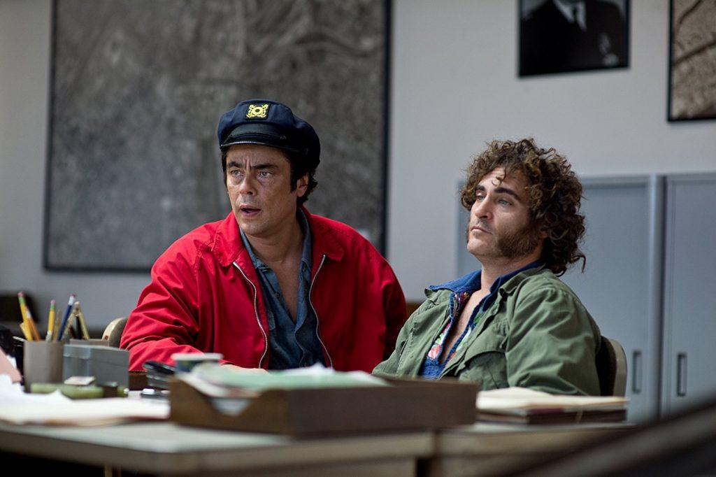 Crítica ao filme Inherent Vice