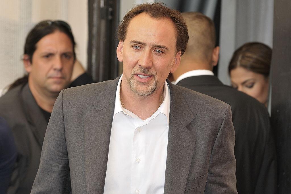 Nicolas Cage ©Nicolas Genin